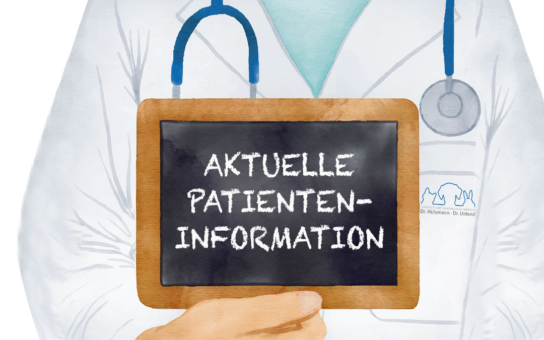 Patienten-Information – Tierärztliche Gemeinschaftspraxis Dr. Hülsmann & Dr. Unland